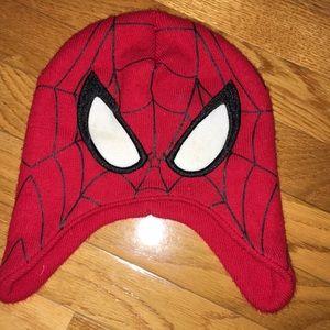 Os marvel Spider-Man hat